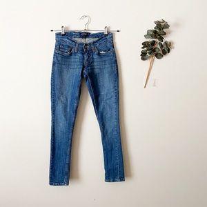 Levi's Too Superlow 524 Denim Jeans Size 0